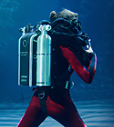 Poseidon professional rebreather certification image