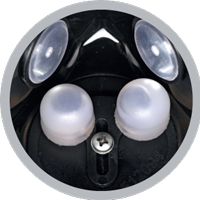 Ocean Reef IDM Integrated Dive Mask 3D equalization system image