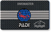 PADI Assistant Instructor Program card image