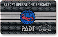Resort Operations Specialty card image