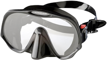 Dive gear: Atomic Frameless Dive Mask image
