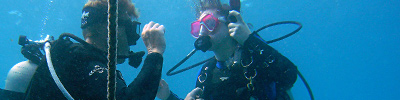 Open Water Scuba Instructor header image