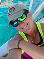 Photograph of Allison Hendrich from Kay Largo, FL in Key Largo